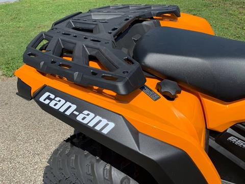 2019 Can-Am Outlander DPS 650 in Brilliant, Ohio - Photo 12