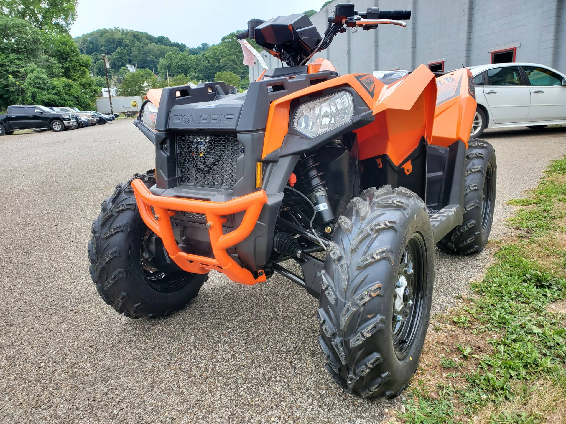 2020 Polaris Scrambler 850 in Brilliant, Ohio - Photo 4