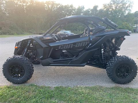 2021 Can-Am Maverick X3 X RS Turbo RR in Brilliant, Ohio - Photo 4