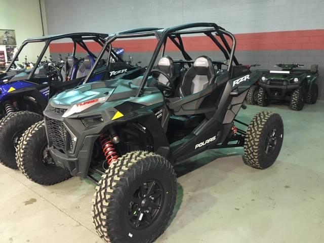 2019 Polaris RZR XP Turbo S Velocity in Brilliant, Ohio - Photo 1