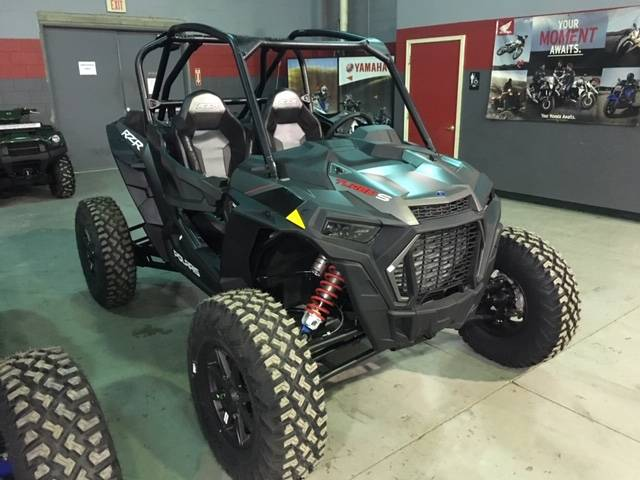 2019 Polaris RZR XP Turbo S Velocity in Brilliant, Ohio - Photo 9