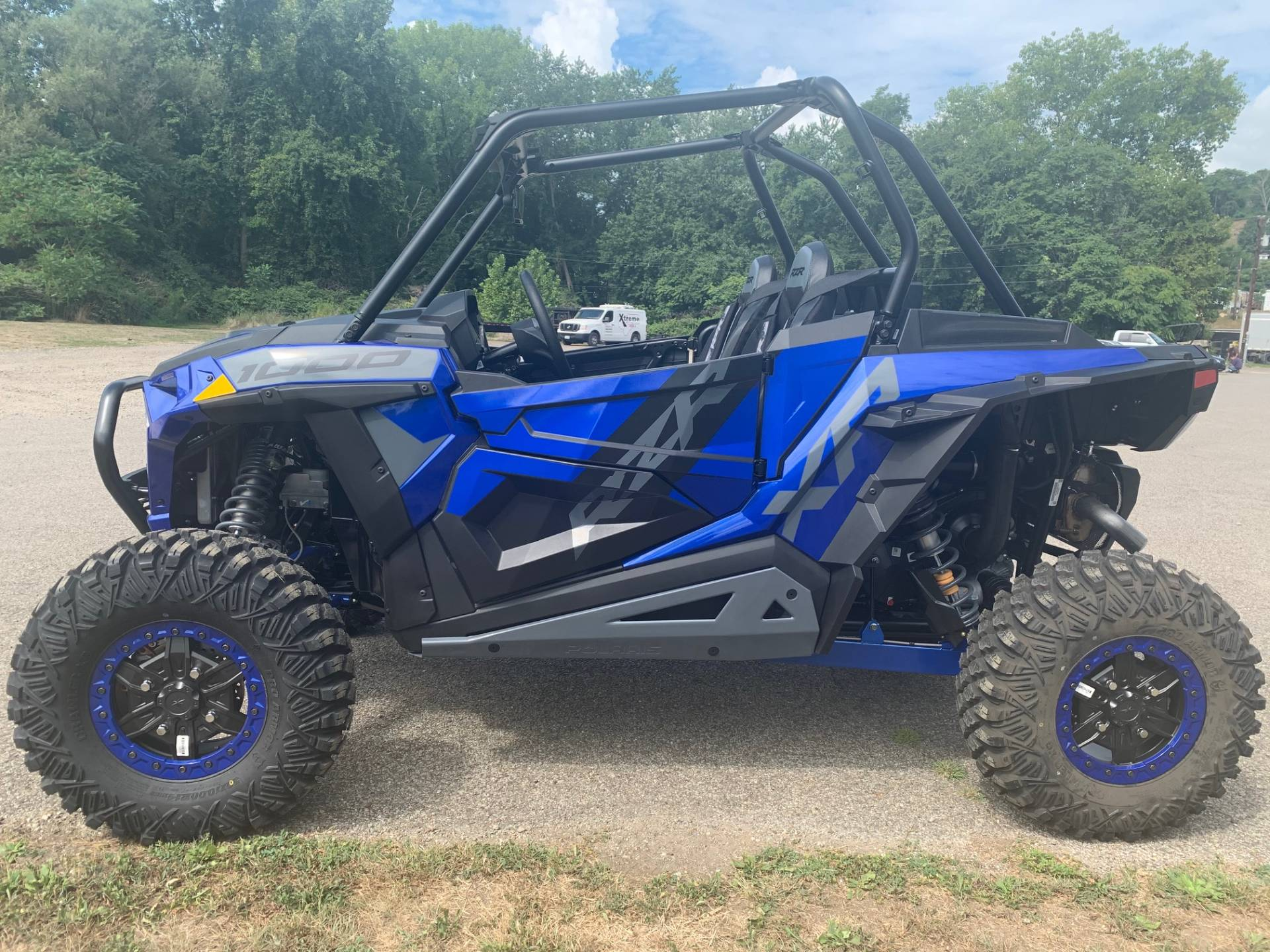2021 Polaris RZR XP 1000 Trails & Rocks in Brilliant, Ohio - Photo 2
