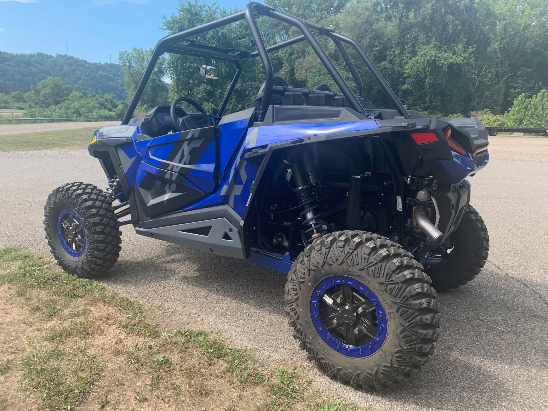2021 Polaris RZR XP 1000 Trails & Rocks in Brilliant, Ohio - Photo 3