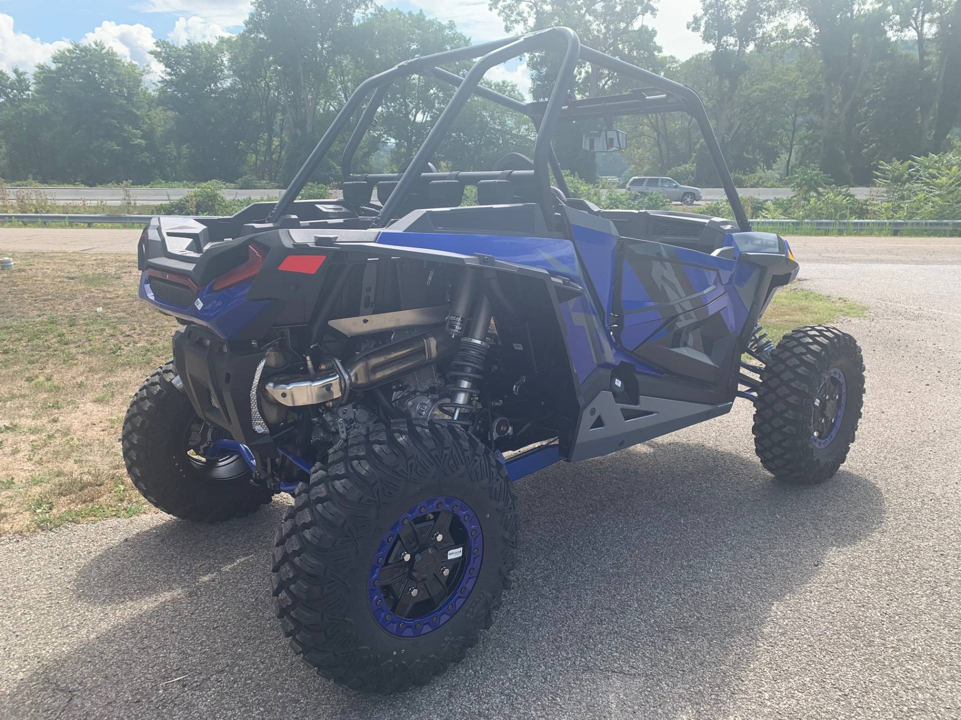 2021 Polaris RZR XP 1000 Trails & Rocks in Brilliant, Ohio - Photo 10