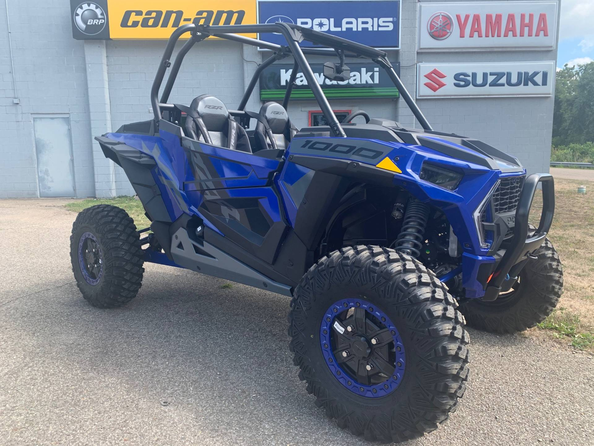 2021 Polaris RZR XP 1000 Trails & Rocks in Brilliant, Ohio - Photo 1