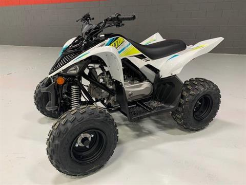 2021 Yamaha Raptor 90 in Brilliant, Ohio - Photo 1