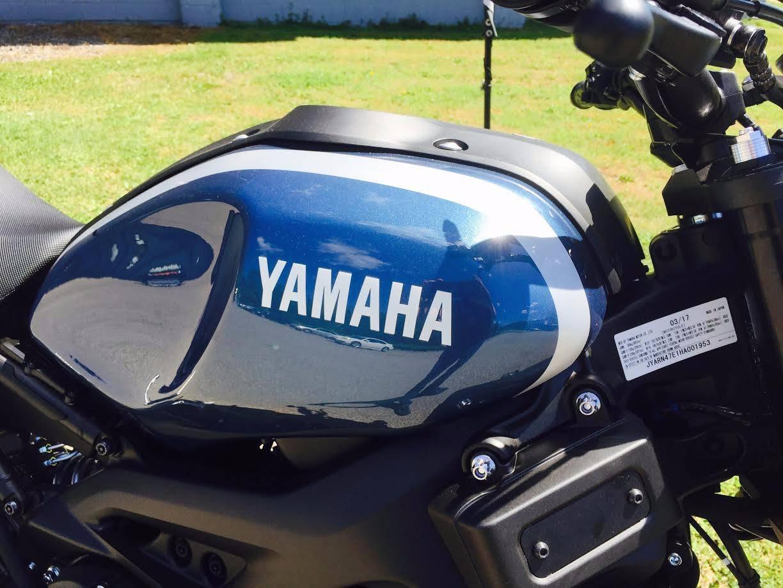 2017 Yamaha XSR900 4