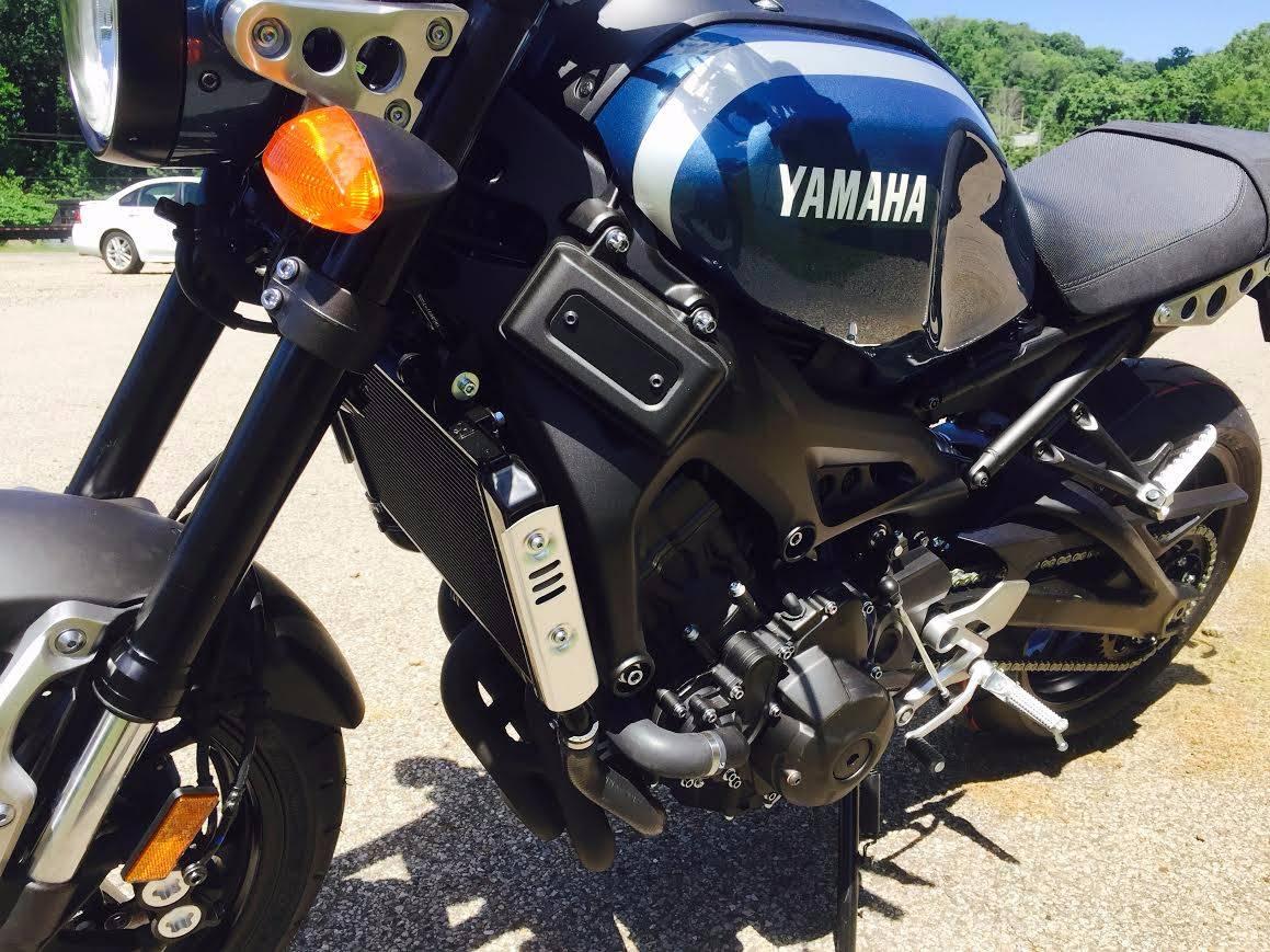 2017 Yamaha XSR900 7
