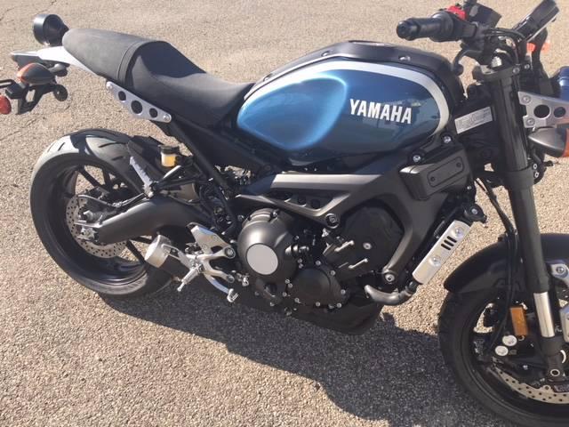 2017 Yamaha XSR900 10