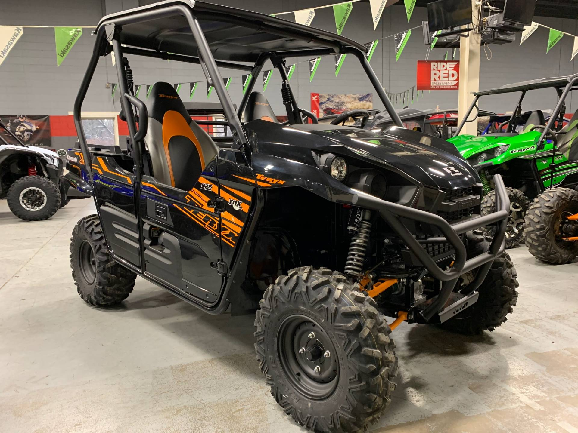 2020 Kawasaki Teryx in Brilliant, Ohio - Photo 1