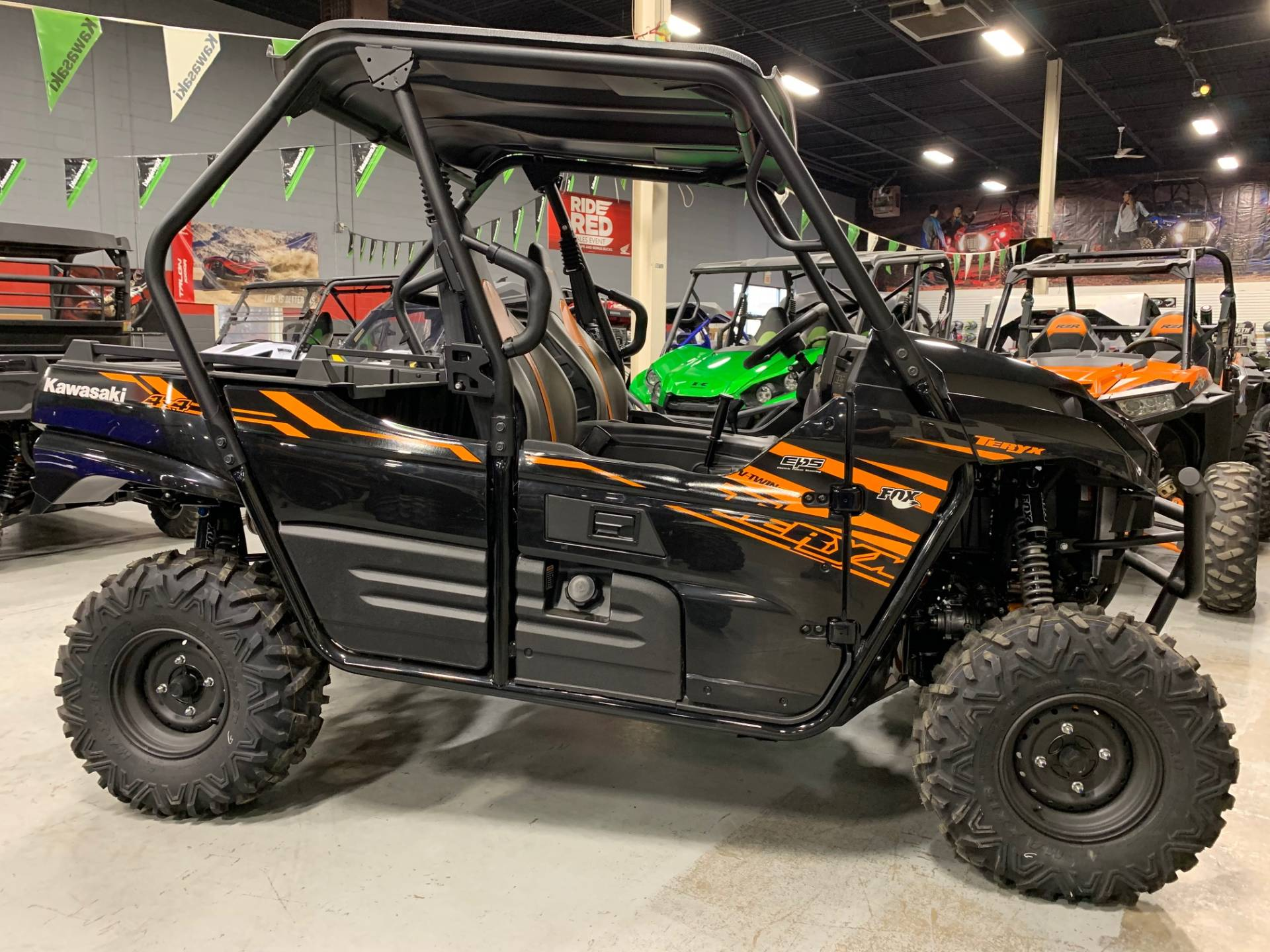 2020 Kawasaki Teryx in Brilliant, Ohio - Photo 4