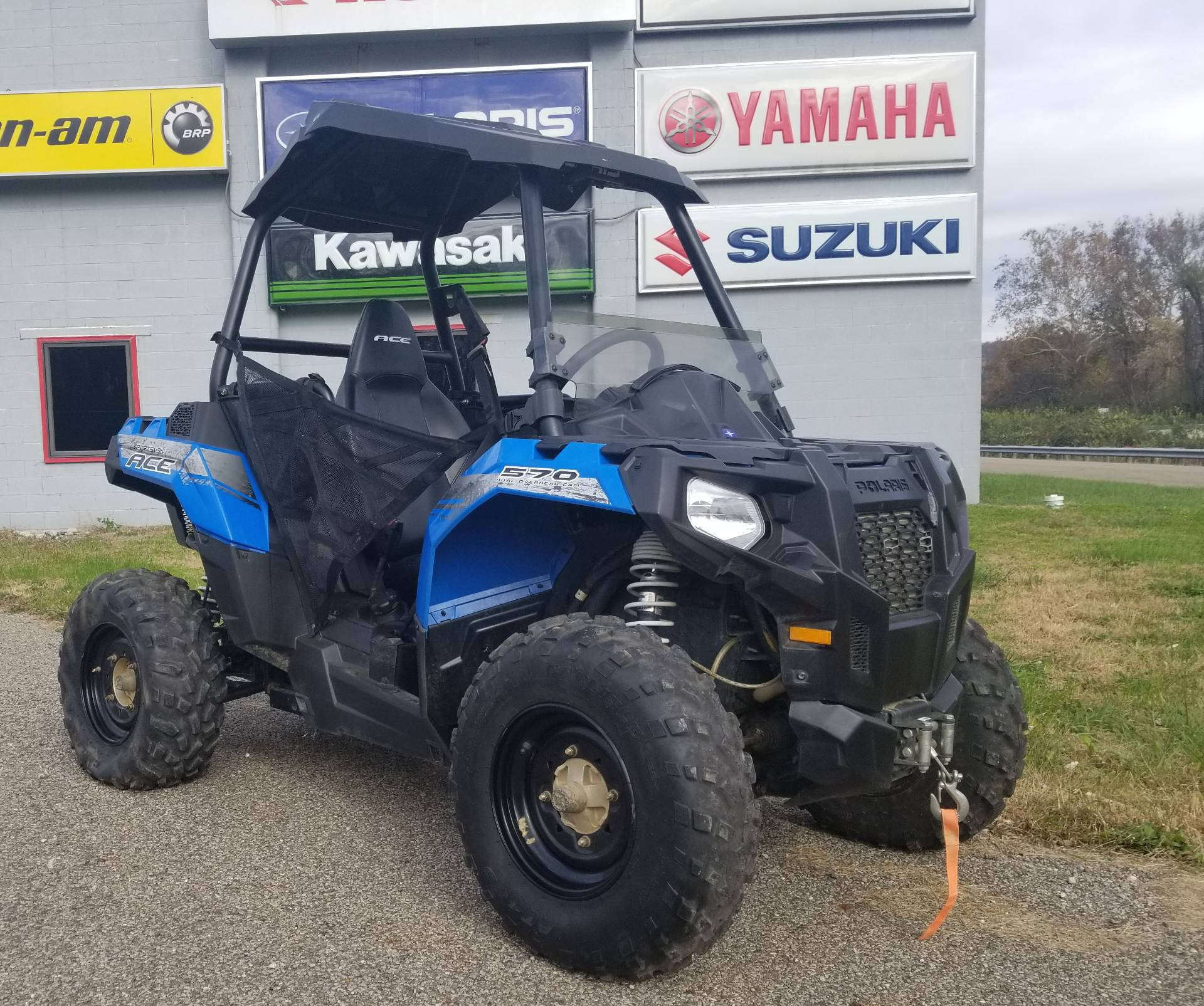 2015 Polaris ACE 570 for sale 3507