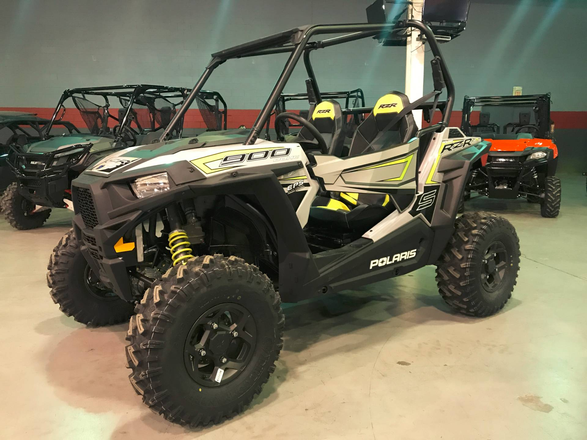 2018 Polaris RZR S 900 EPS for sale 8231