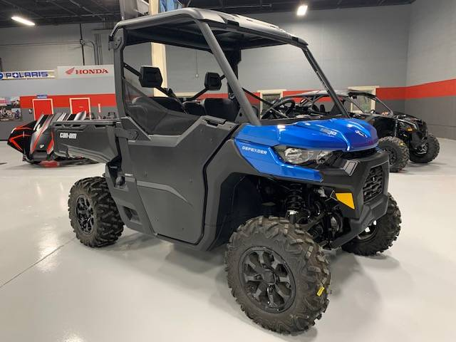 2021 Can-Am Defender DPS HD10 in Brilliant, Ohio - Photo 1