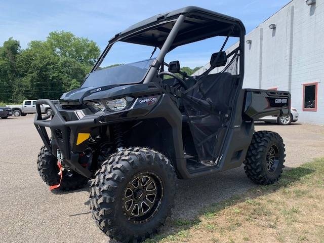 2021 Can-Am Defender XT HD10 in Brilliant, Ohio - Photo 4
