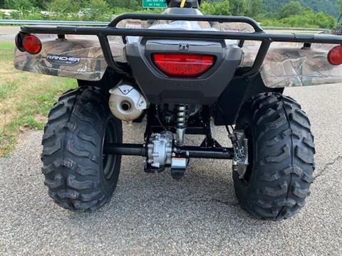 2020 Honda FourTrax Rancher 4x4 Automatic DCT EPS in Brilliant, Ohio - Photo 3