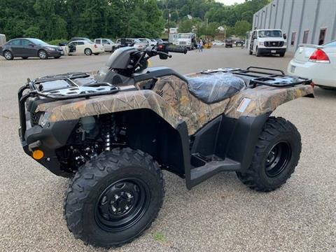 2020 Honda FourTrax Rancher 4x4 Automatic DCT EPS in Brilliant, Ohio - Photo 5