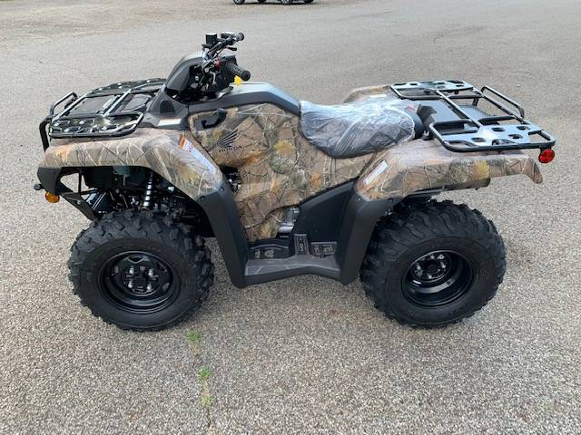2020 Honda FourTrax Rancher 4x4 Automatic DCT EPS in Brilliant, Ohio - Photo 6