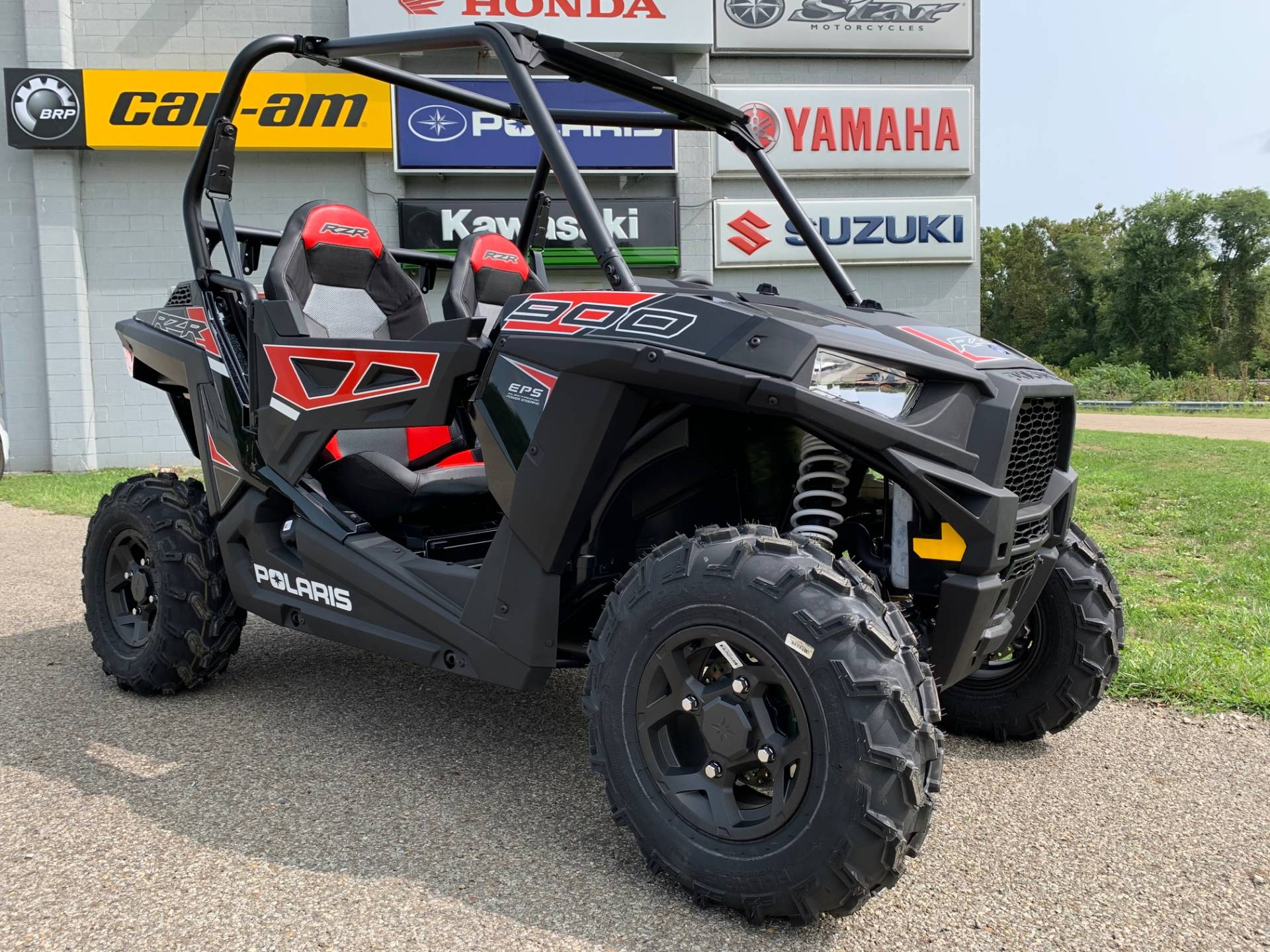 2020 Polaris RZR 900 Premium in Brilliant, Ohio - Photo 1