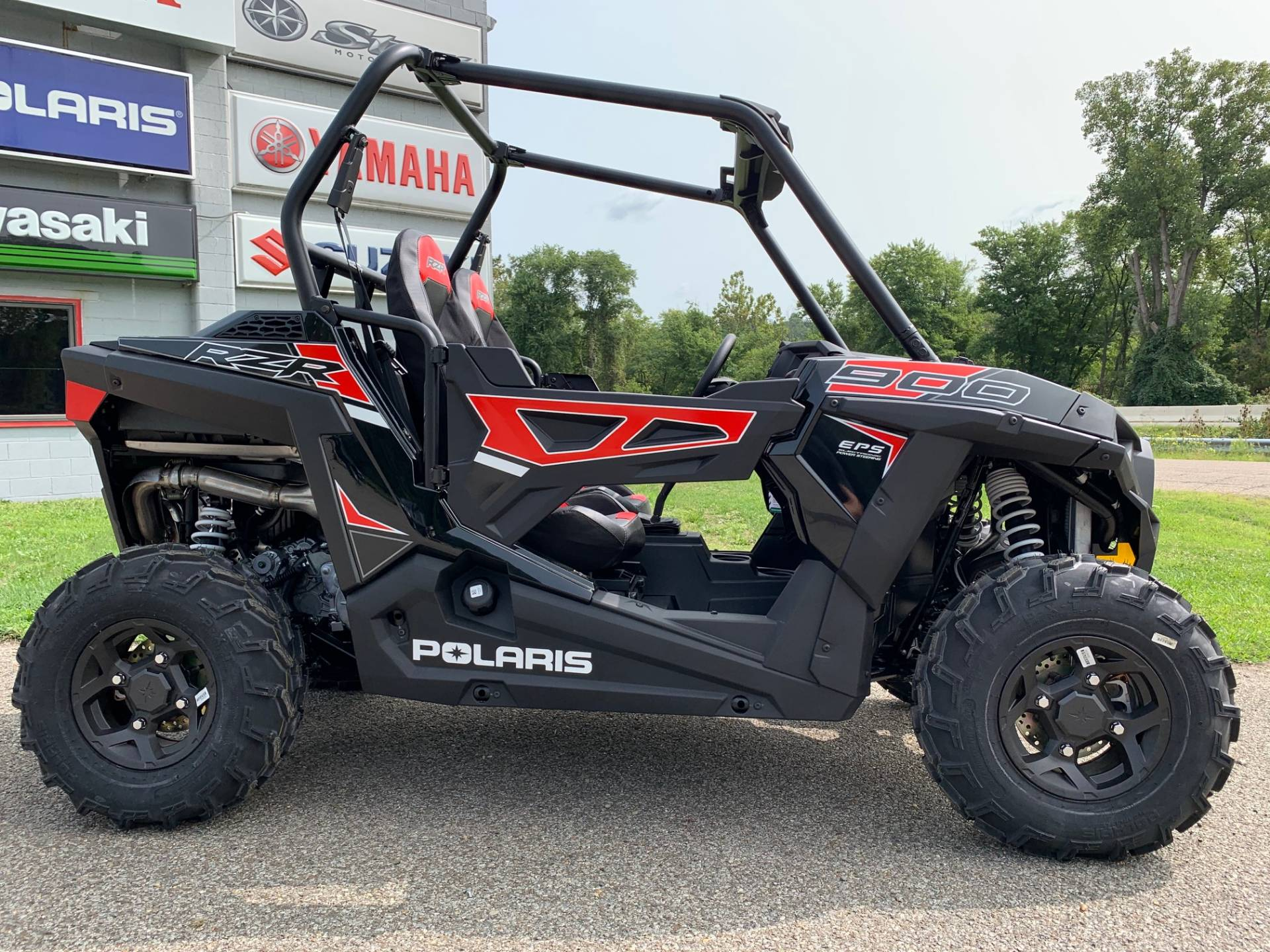 2020 Polaris RZR 900 Premium in Brilliant, Ohio - Photo 2