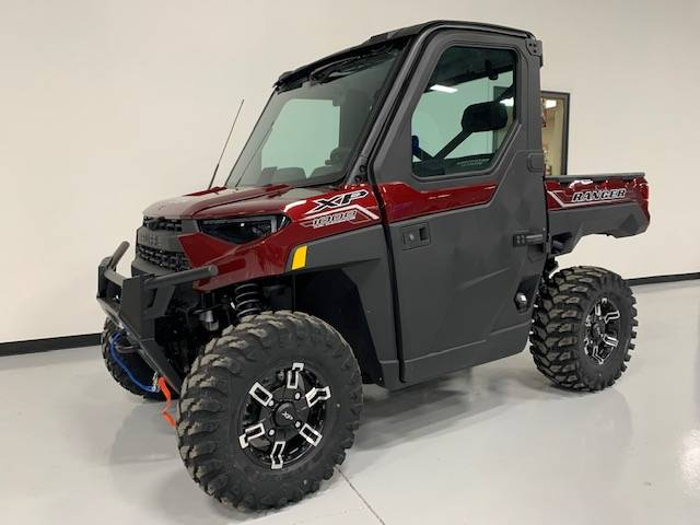 2021 Polaris Ranger XP 1000 Northstar Edition Ultimate in Brilliant, Ohio - Photo 1