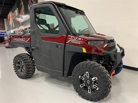2021 Polaris Ranger XP 1000 Northstar Edition Ultimate in Brilliant, Ohio - Photo 10