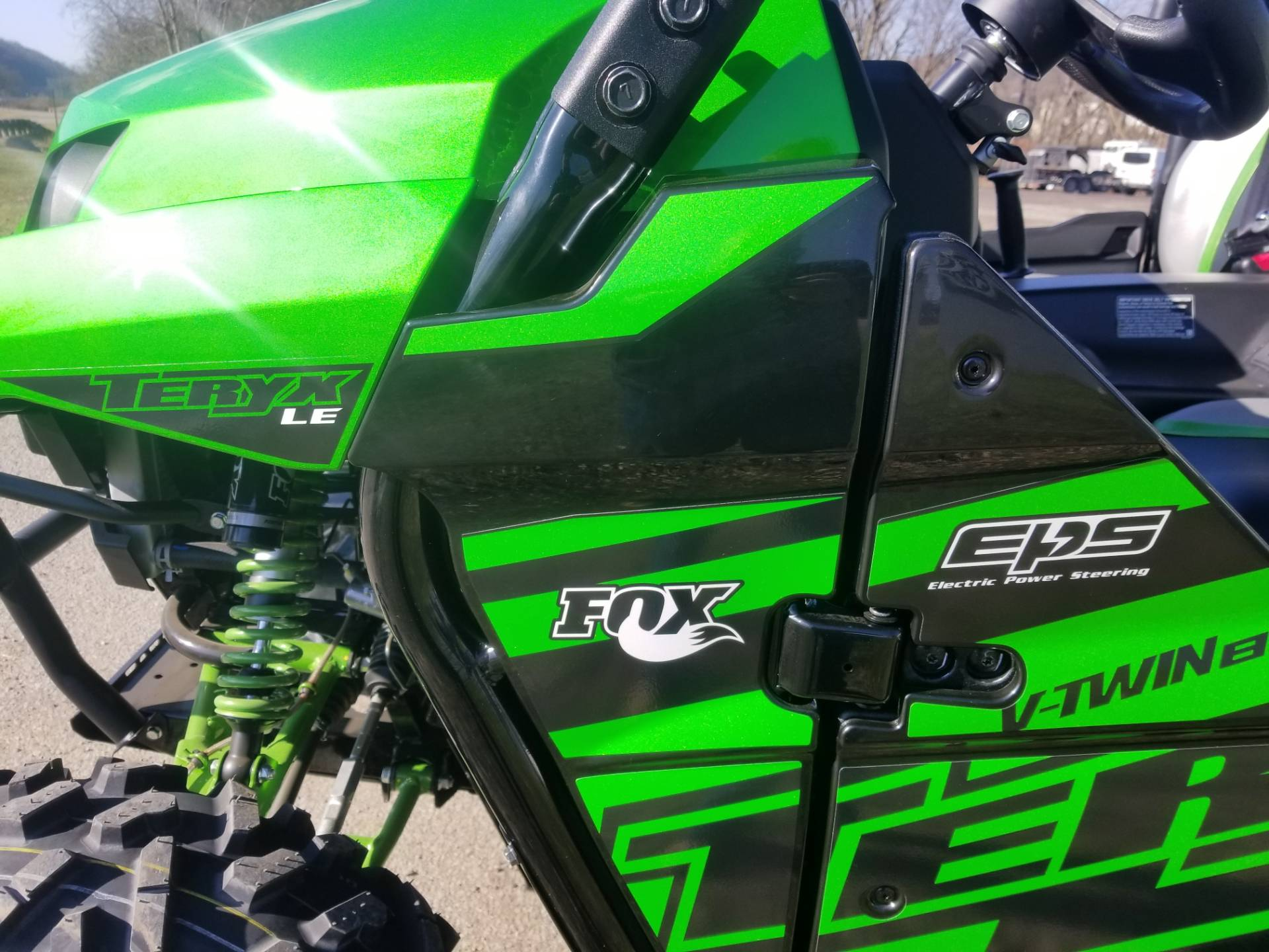 2020 Kawasaki Teryx LE in Brilliant, Ohio - Photo 6
