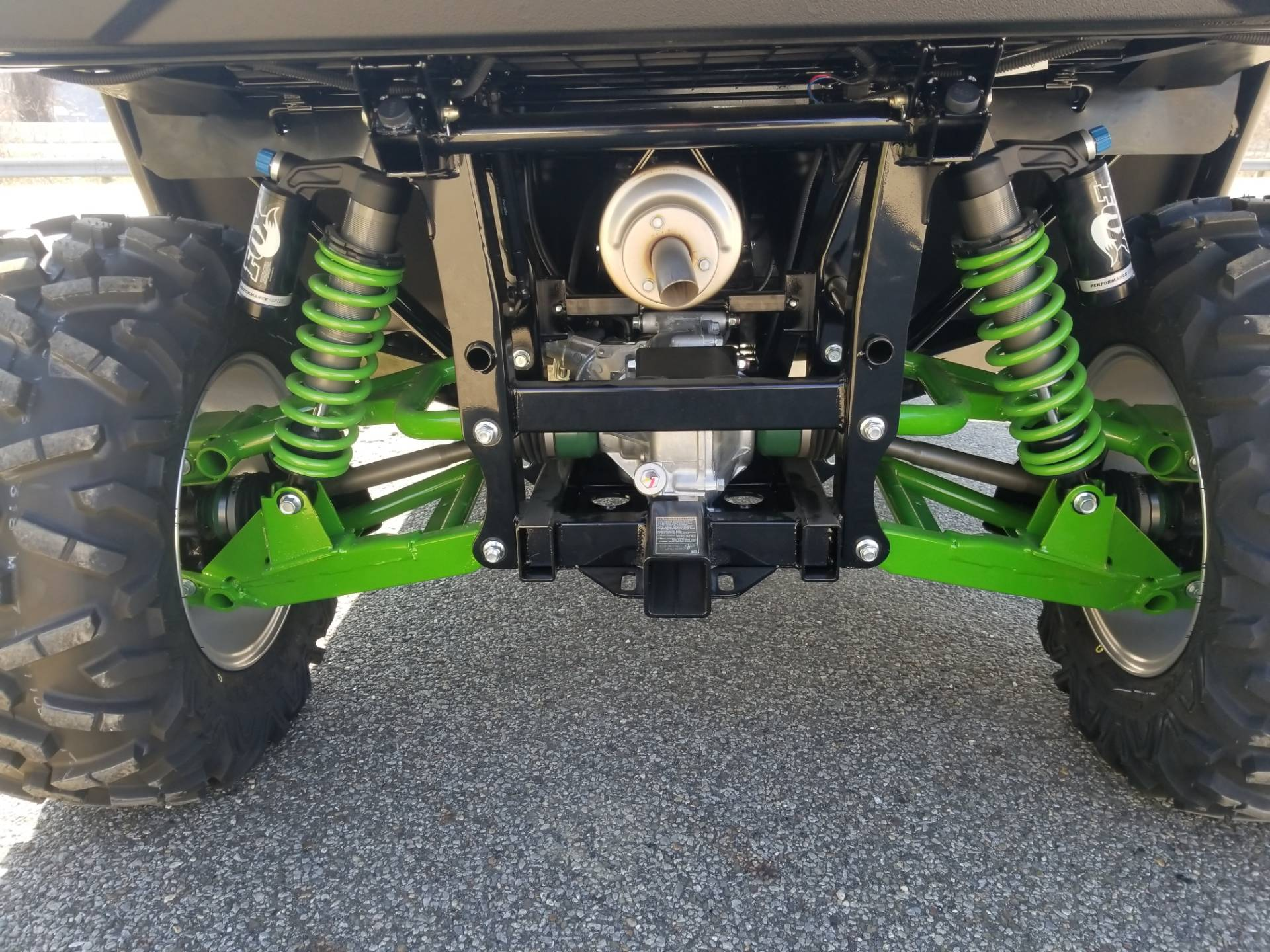 2020 Kawasaki Teryx LE in Brilliant, Ohio - Photo 8