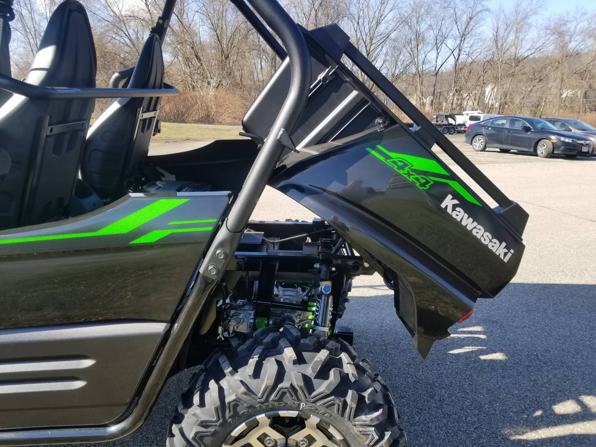 2020 Kawasaki Teryx LE in Brilliant, Ohio - Photo 9