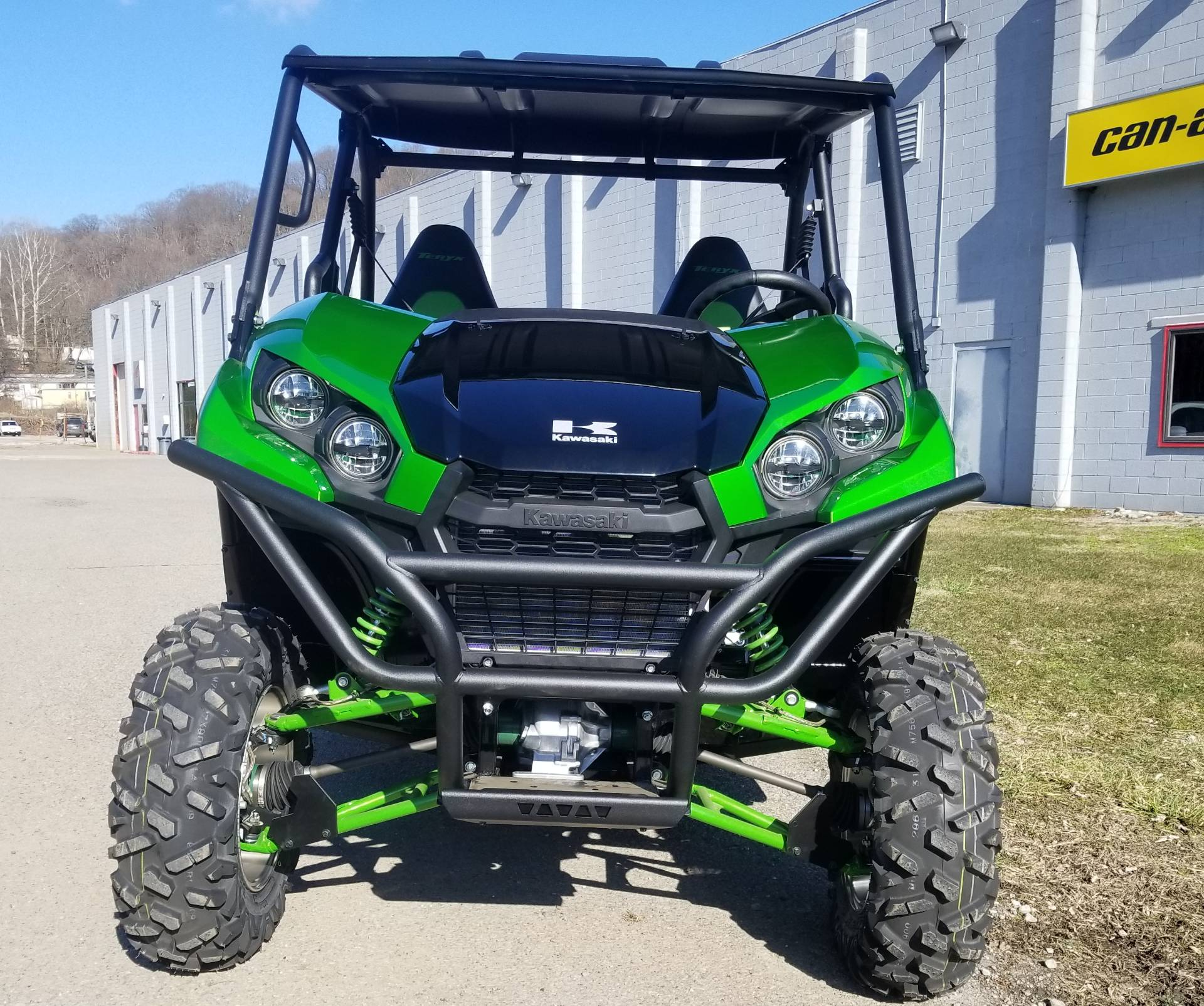 2020 Kawasaki Teryx LE in Brilliant, Ohio - Photo 12