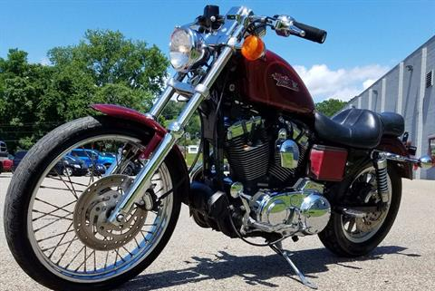 2000 Harley-Davidson XL 1200C Sportster® 1200 Custom in Brilliant, Ohio