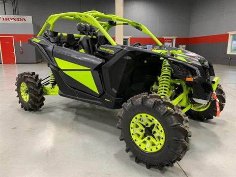 2021 Can-Am Maverick X3 X MR Turbo RR in Brilliant, Ohio - Photo 3