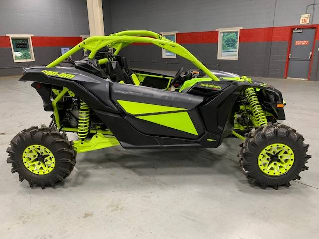 2021 Can-Am Maverick X3 X MR Turbo RR in Brilliant, Ohio - Photo 8