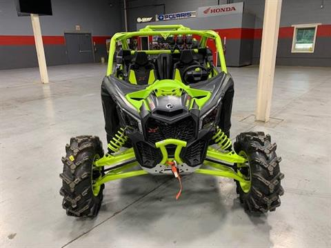 2021 Can-Am Maverick X3 X MR Turbo RR in Brilliant, Ohio - Photo 12