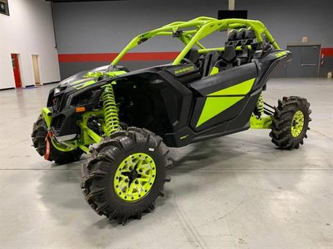 2021 Can-Am Maverick X3 X MR Turbo RR in Brilliant, Ohio - Photo 2