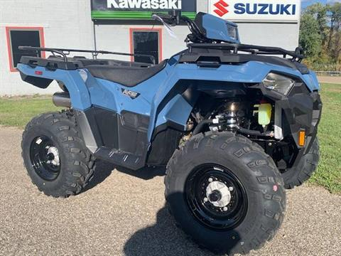 2021 Polaris Sportsman 450 H.O. EPS in Brilliant, Ohio - Photo 1