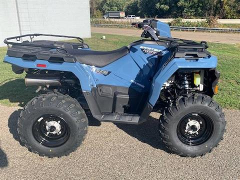 2021 Polaris Sportsman 450 H.O. EPS in Brilliant, Ohio - Photo 2