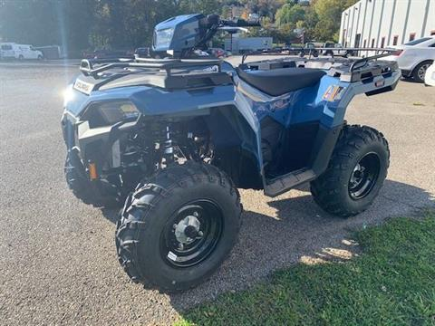 2021 Polaris Sportsman 450 H.O. EPS in Brilliant, Ohio - Photo 8
