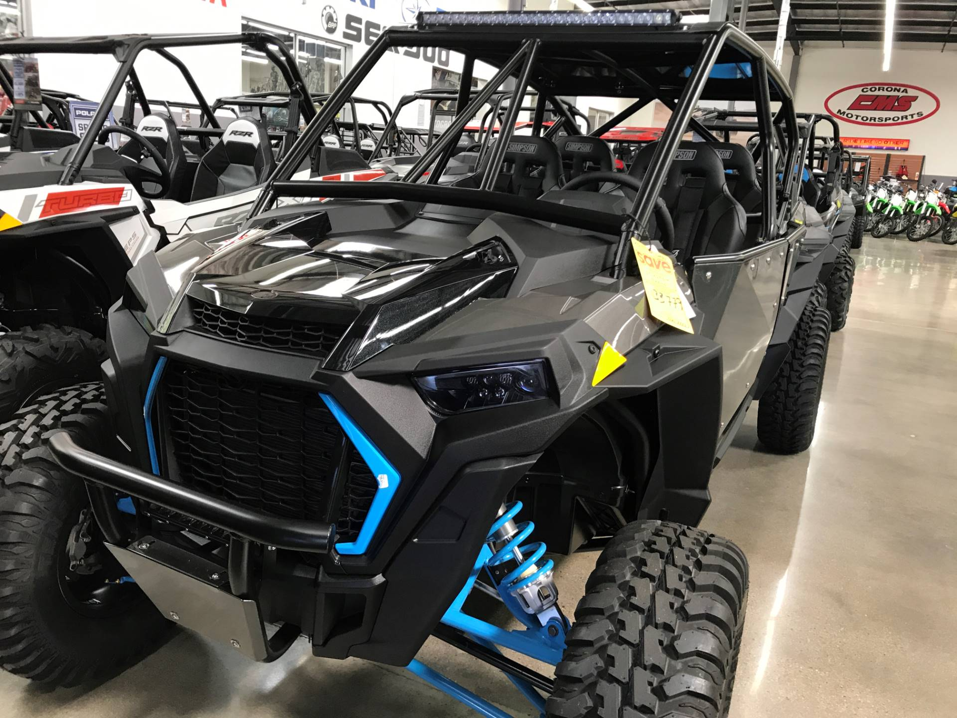 2019 Polaris RZR XP 4 Turbo in Corona, California - Photo 4