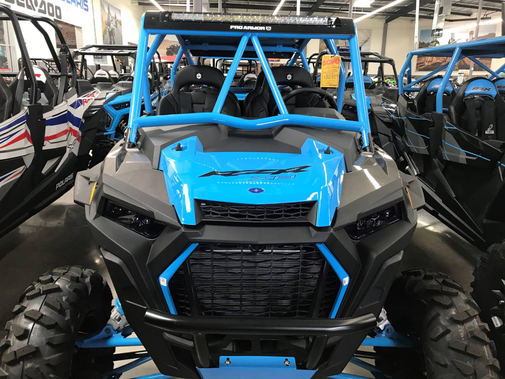 2019 Polaris RZR XP 4 Turbo in Corona, California - Photo 1