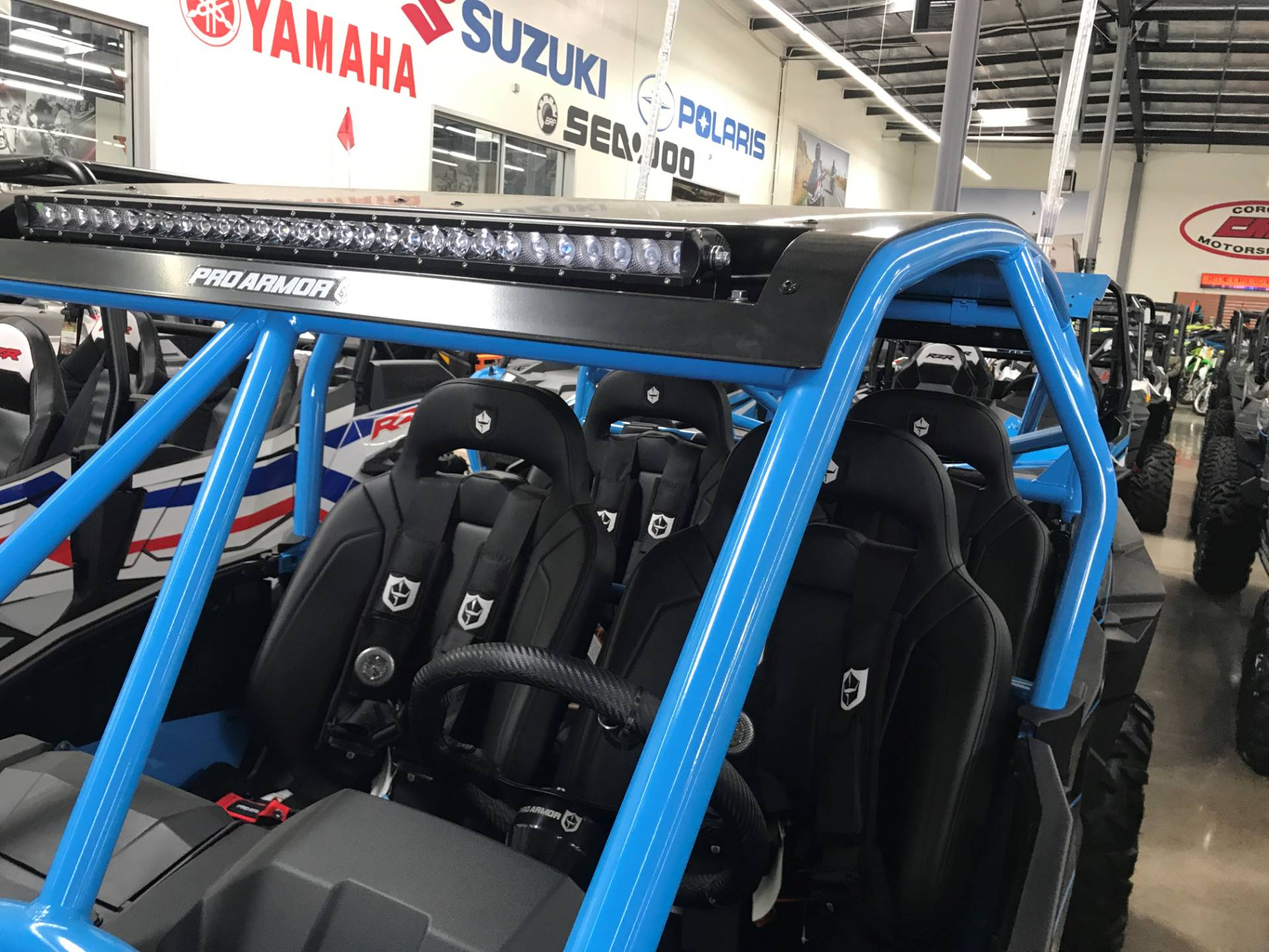 2019 Polaris RZR XP 4 Turbo in Corona, California - Photo 7
