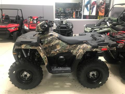 2018 Polaris Sportsman 570 Camo in Corona, California