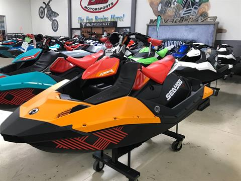 2018 Sea-Doo Spark 2up Trixx iBR in Corona, California