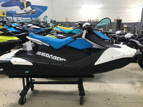 2018 Sea-Doo SPARK 2up 900 ACE in Corona, California