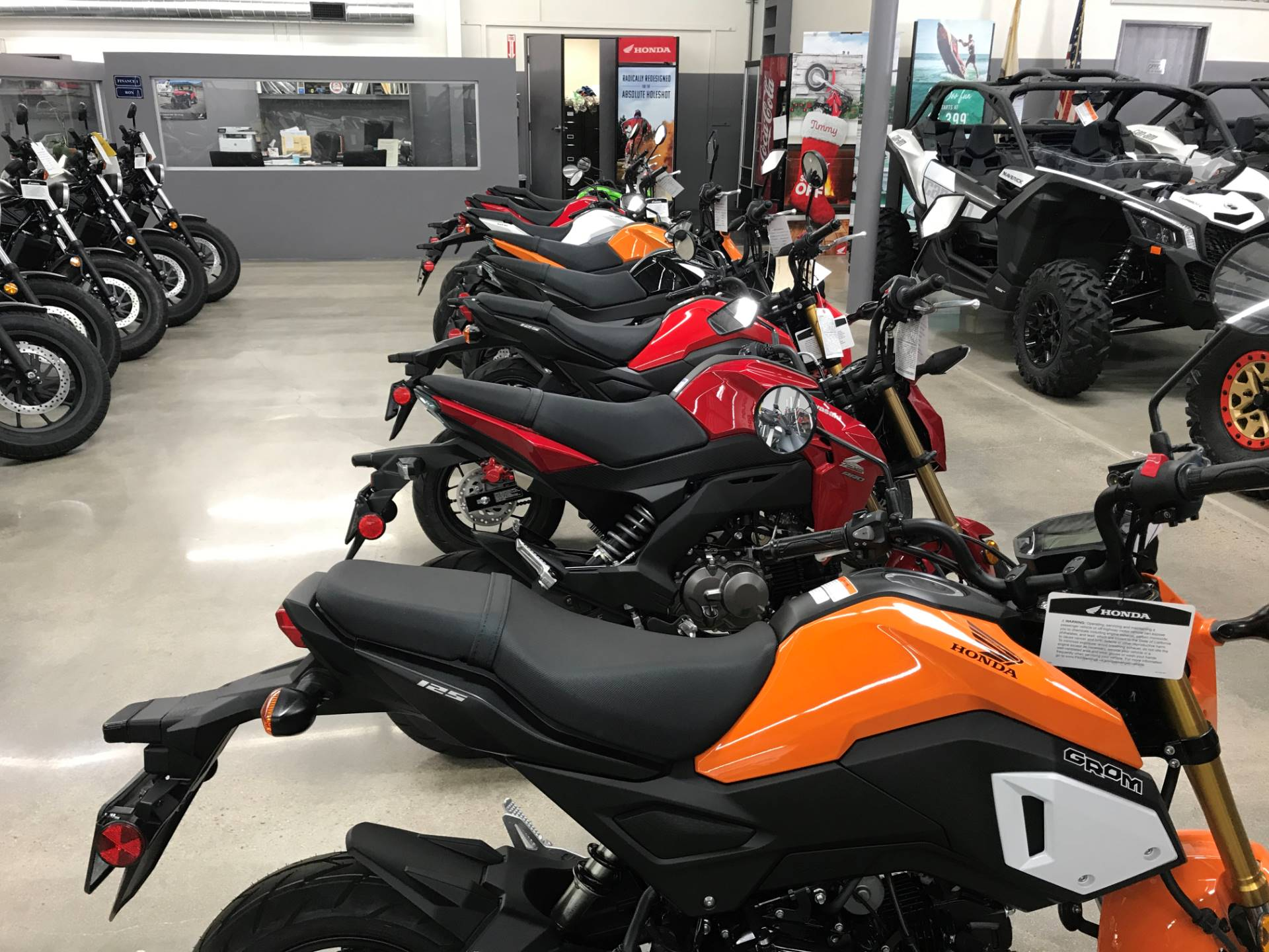 2019 Honda Grom in Corona, California