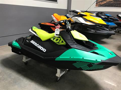 2019 Sea-Doo Spark Trixx 2up iBR in Corona, California - Photo 1
