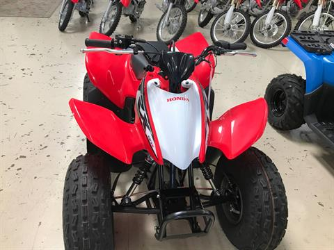 2017 Honda TRX90X in Corona, California