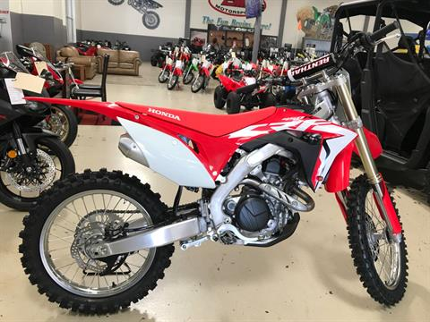 2018 Honda CRF450R in Corona, California