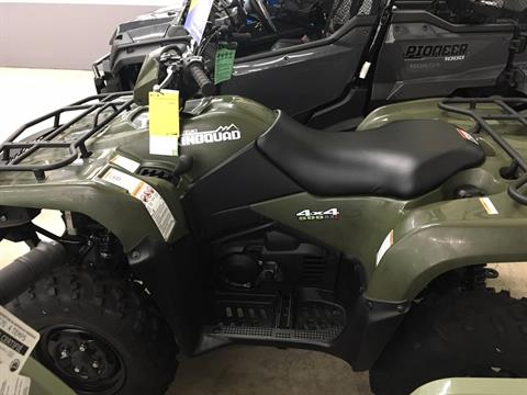 2016 Suzuki KingQuad 500AXi Power Steering in Corona, California