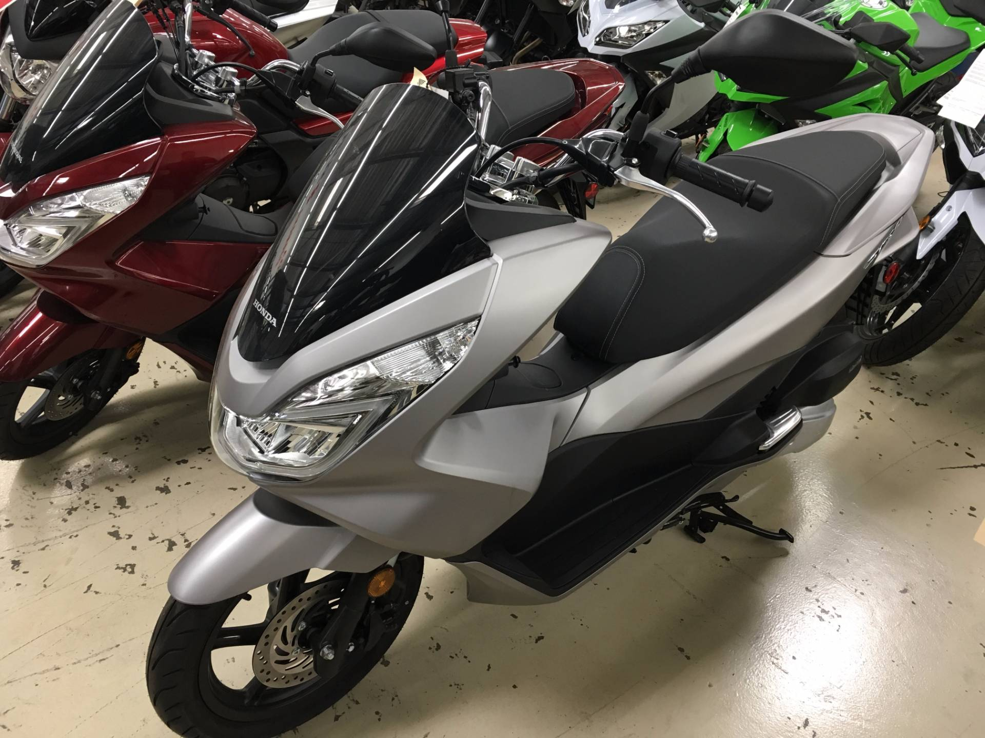 2016 Honda PCX150 in Corona, California